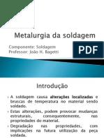 Aula 3 -Metalurgia Da Soldagem
