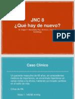 Jnc8 - Dr Lopez Lara