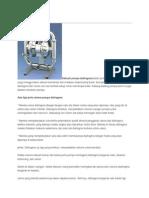 Pompa Diafragma