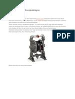 Diaphragm Pumps - Pompa Diafragma