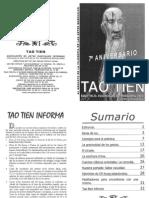 Revista Tao Tien Numero 28
