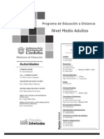 Educacion a Distancia Módulo 3