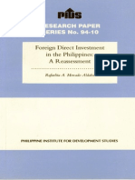 Sample Research on Investment