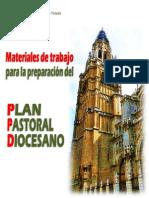 Plan Pastoral Materiales