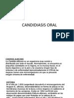 Candidiasis Oral