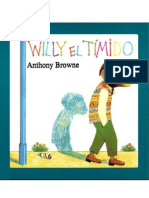 Anthony Browne - Willy, El Timido