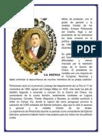 Biografia de Enrique Peã'Aranda Del Castillo