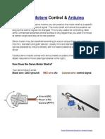 Introduction to Servo Motors & Arduino.pdf