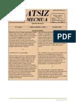 Atsız Mecmua - Sayı 2