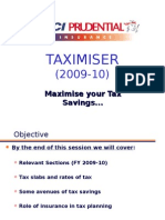 Taximiser External
