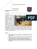 5to Informe de Zootecnia General
