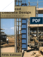 Reinforced Concrete Design W H MOSLEY