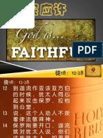 信息 Sermon 23/11/2014