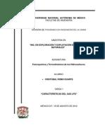 CARACTERÍSTICAS DEL GAS LPG