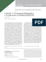 Capítulo 2 La Búsqueda Bibliográfica y Su Aplicación en PubMed MEDLINE