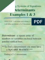 chapter 4 5 - determinants