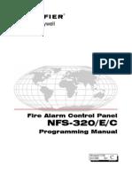 Manual Book Programing Panel NFS | Electromagnetic Interference | SmokeScribd
