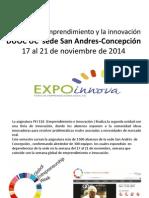 Semana Del Emprendimiento 2014-2 Concepcion