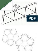 figura geometrica para armar
