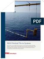 FMC - Max Vertical Tie-In System