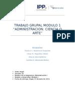 Trabajo Administracion Modulo 1.doc
