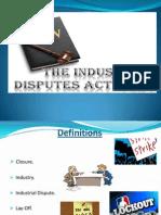 Industrial Dispute's Act, 1947