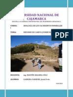 Informe Yacimientos i Cumbemayo