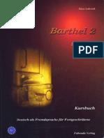 Barthel 2 - Kursbuch