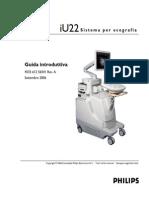 Manuale ecografo iU22