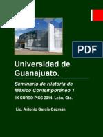 Historia de México Contemporáneo 1