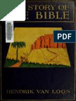 Story of Bibl 00 Vanl