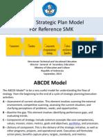 ABCDE Strategic Plan Model