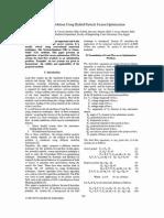 Load flow solution using hybrid particle swarm optimization.pdf