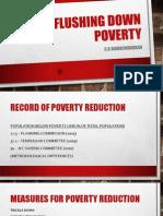 Flushing Down Poverty