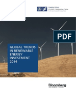 Global Trends in Renewable Energy Investments 2014