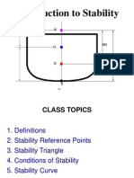 Stability Principles Lesson 1