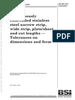 BS EN ISO 9445(2006)