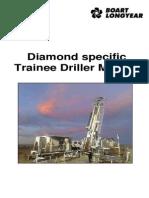 Diamond Trainee Manual 901190