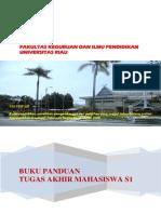 Buku Panduan Tugas Akhir FKIP 2013.pdf