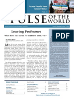 Pulse of the World - Issue 36