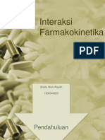 Interaksi Farmakokinetika (Apt 78)