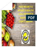 community nutrition bfm montgomery co food security needs assessment presentation - xhou
