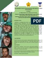 Poster Rekosntruksi Basalioma Pada Defect Bibir De