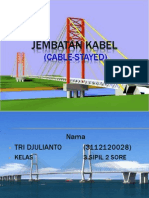 Ppt Jembatan Cable Stay
