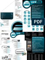 Brochure Nfive Cardfive Vision