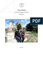 Report on Voices of Butrint