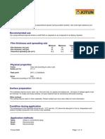 Futura Matt - English (Uk) - Issued.06.12.2007