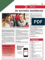 Mer Tid i de Sociala Medierna