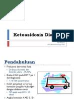 6. Ketoasidosis Diabetikum