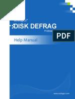 Disk Defrag Pro Manual